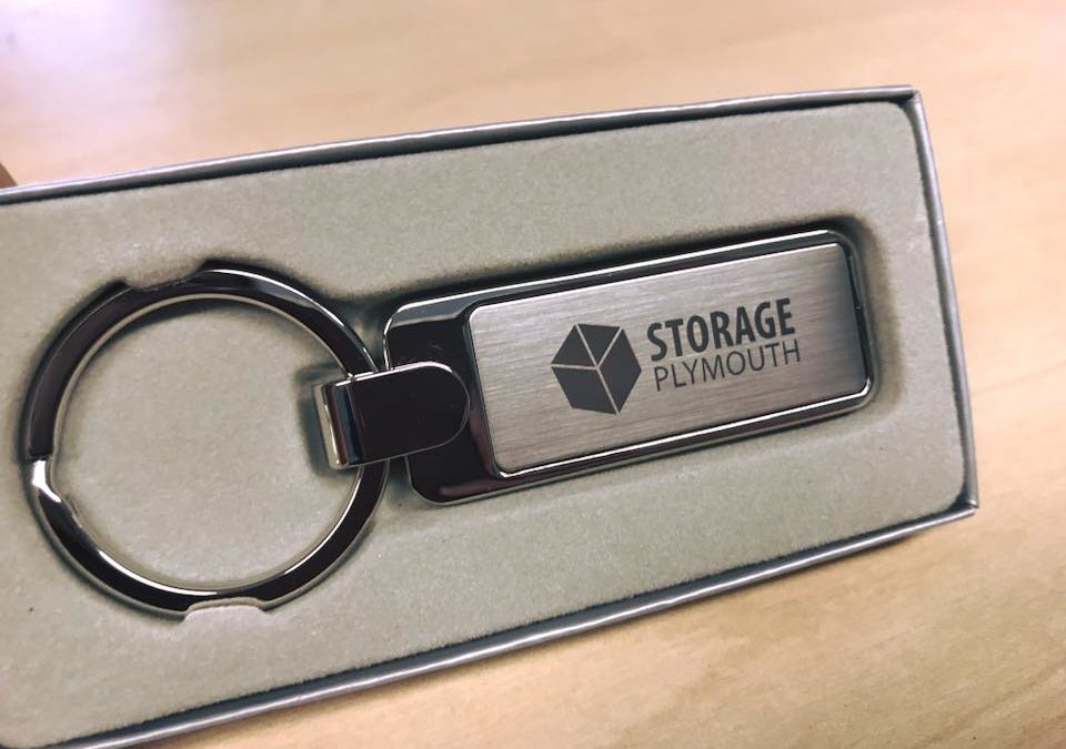 Storage Plymouth Keyrings